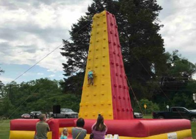 Inflatable Climbing Interactive