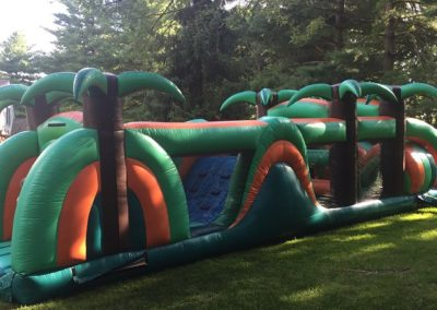 Obstacle Course Interactive